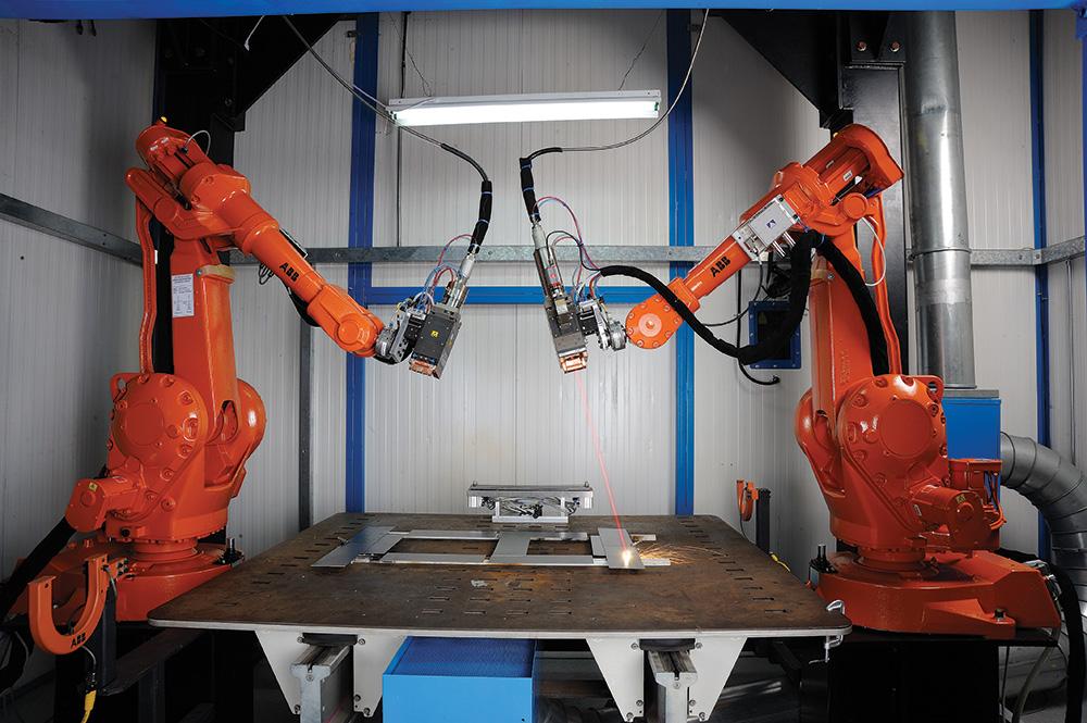 Ventilation Solutions for Laser Welding