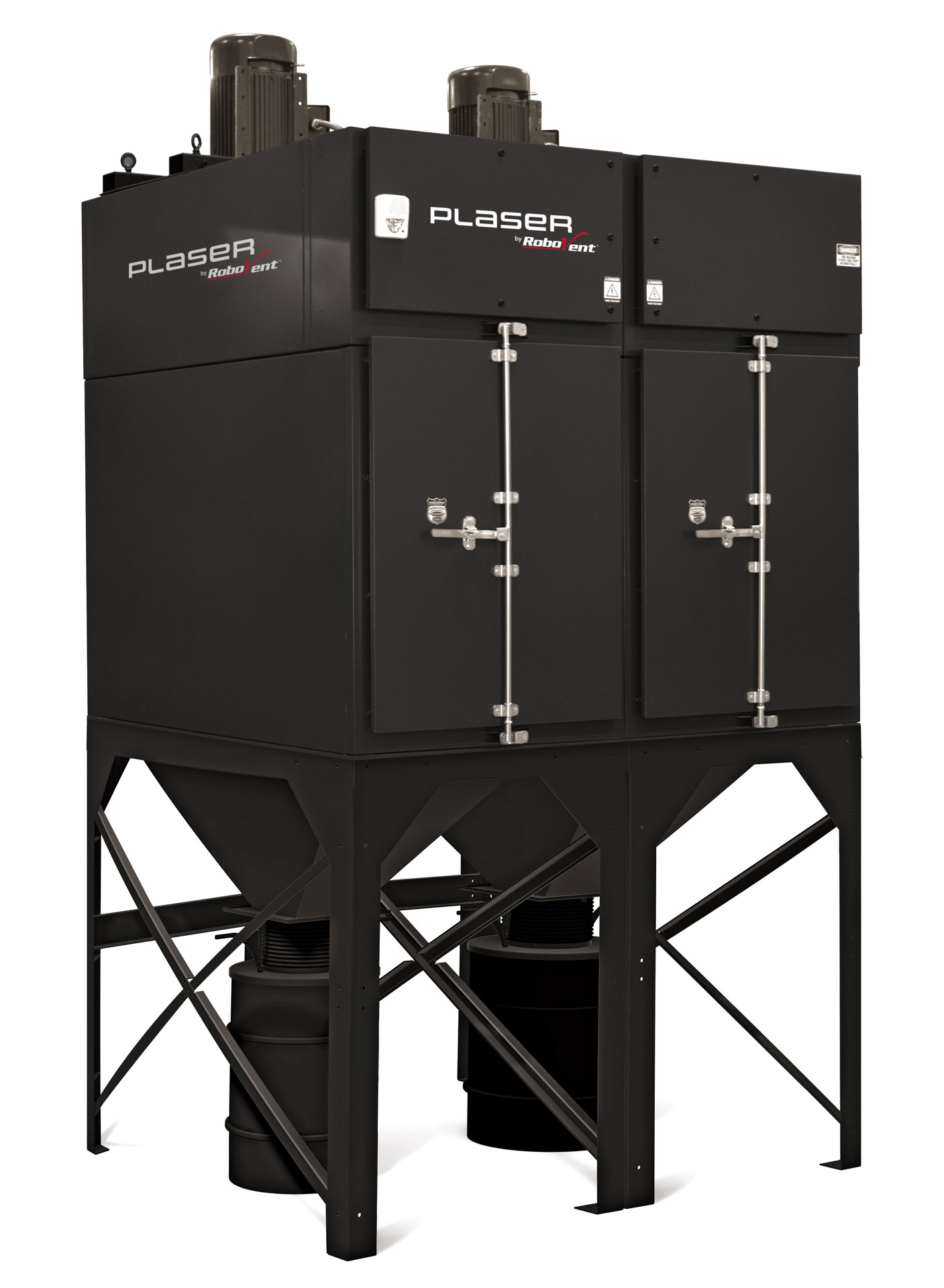 RoboVent Plaser Series: Fume Extraction for Plasma Cutting