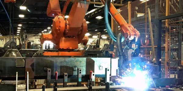 robotic welding tip extraction