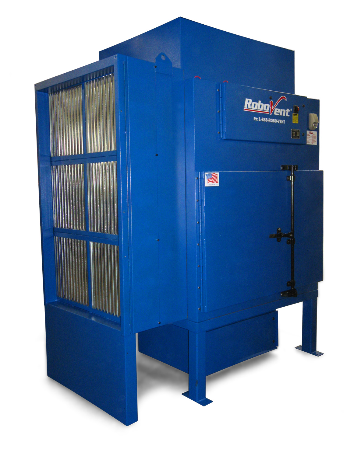 WeldCat Series, Air Filtration for Robotic Welding