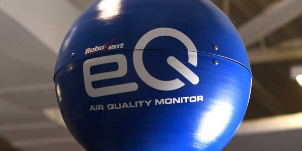 RoboVent eQ Air Quality Monitor
