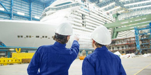 Dust Collection for the Ship Building Industry